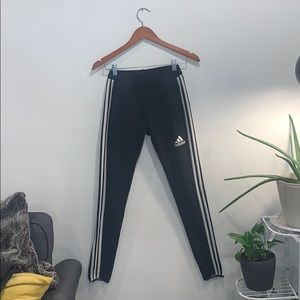 Adidas Climate cool training pants YOUTH LARGE